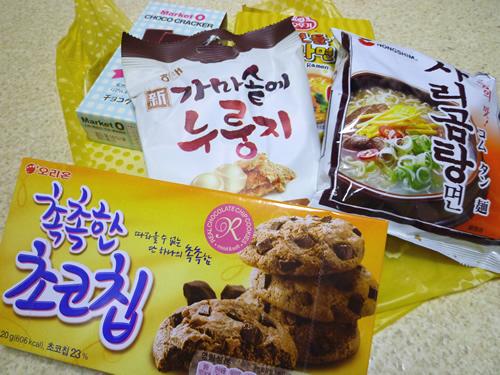 【新大久保情報】ドンキホーテで韓国食材のお買い物_c0152767_2224154.jpg