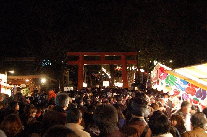 吉田神社 節分祭_c0057390_22372516.jpg