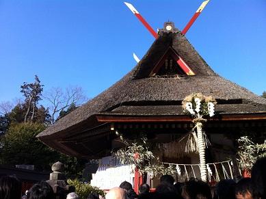 2013年 節分祭 吉田神社_e0110119_13562936.jpg
