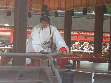 2013年 節分祭 下鴨神社_e0110119_1373797.jpg