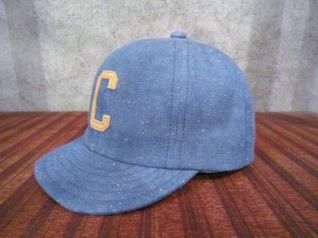 "Jackman \""Baseball Cap\"" ご紹介_f0191324_722533.jpg"