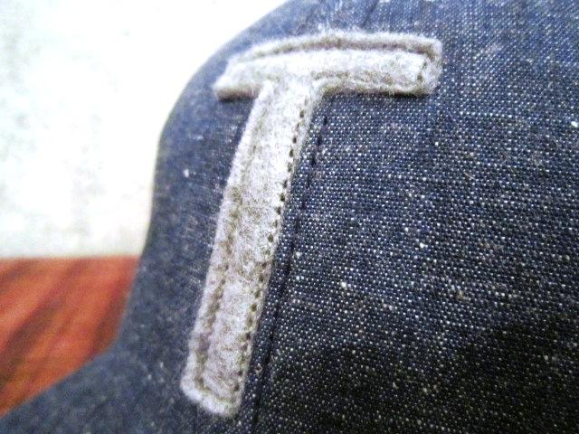 "Jackman \""Baseball Cap\"" ご紹介_f0191324_732865.jpg"