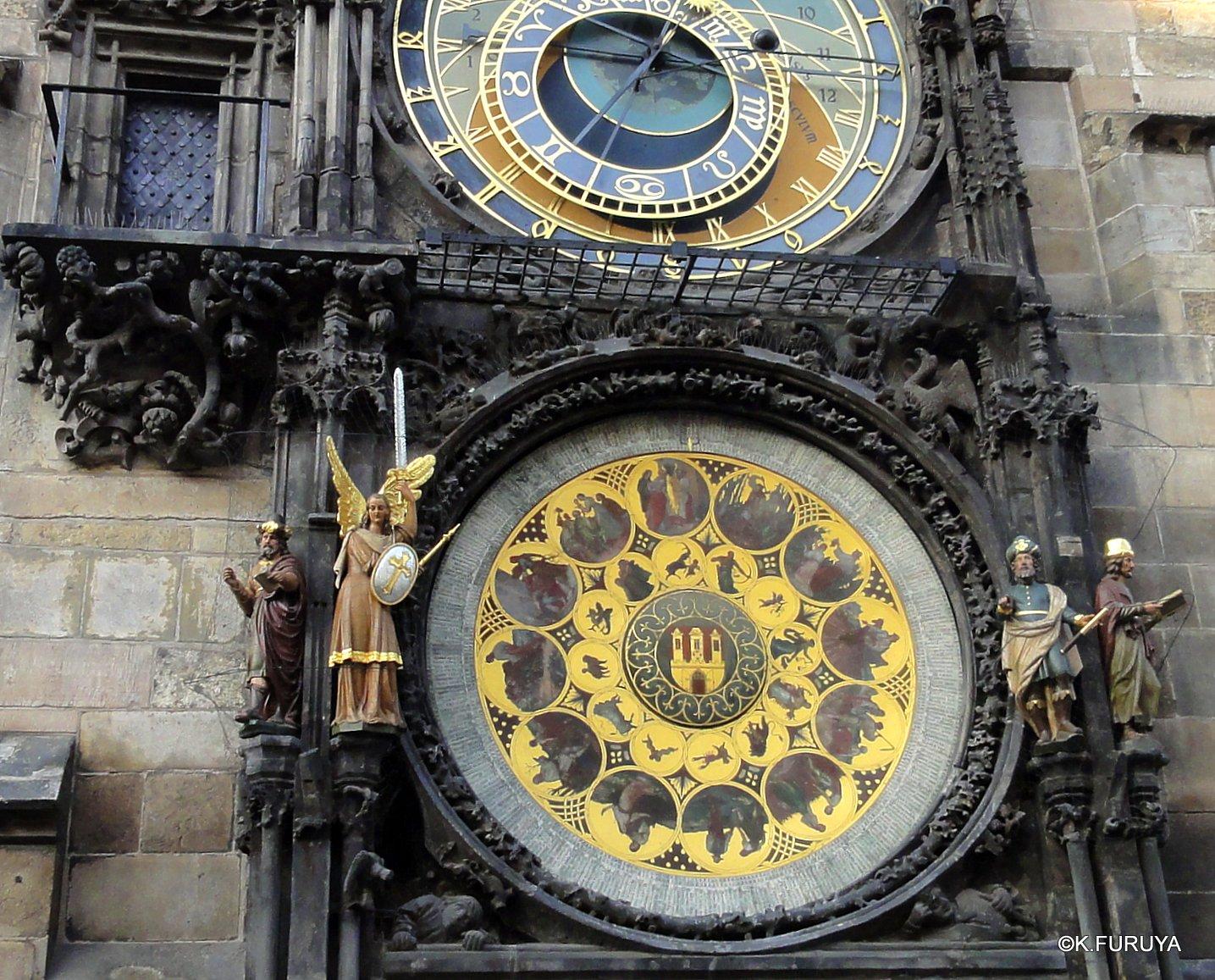 プラハ 9  旧市街広場_a0092659_22512032.jpg