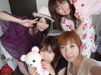 モンハン合宿&お誕生日会っ♪_d0174765_1433147.jpg