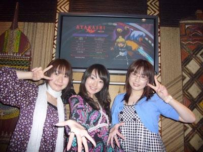 『AYAKASHI』打ち上げ☆_d0174765_22141891.jpg