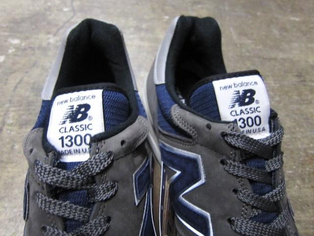 久々の海外版・new balance ・・・ 998 & 1300 & more...(訂正版)_d0152280_2155211.jpg