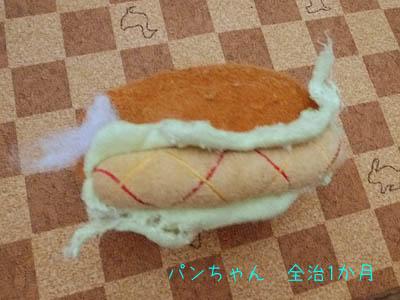 ゆめちゃん先生のゲージツ作品?!_f0062790_18441371.jpg