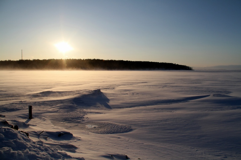 風連湖のサンセット・サンライズ_f0117296_21482618.jpg
