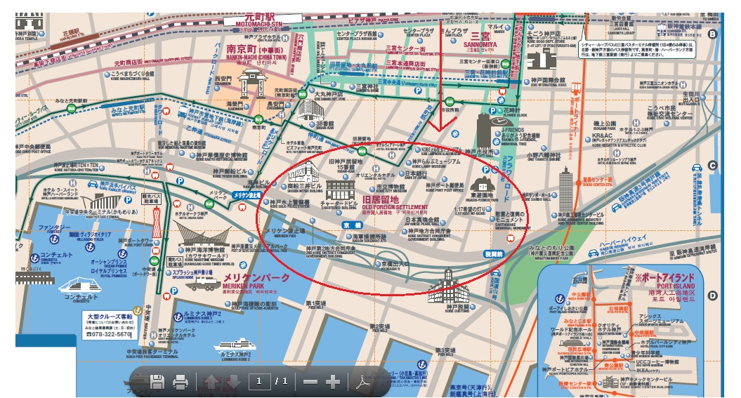 苦楽園口から神戸へ。_a0188798_13241139.jpg