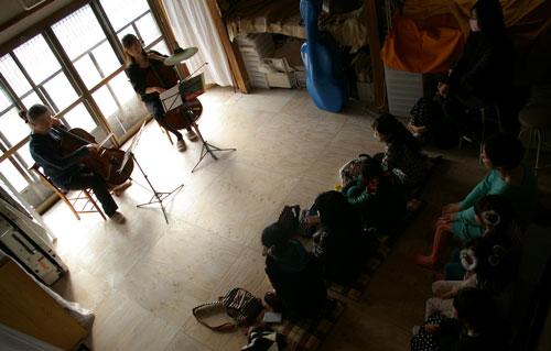 cello duo ミニコンサート♪ 後記_a0162603_18475085.jpg