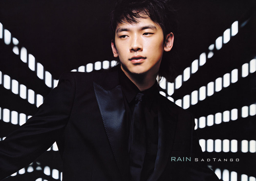 Rain 7年前のRAIN 日本の歌番組で_c0047605_8365093.jpg