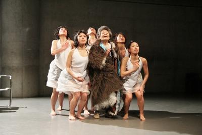 大方斐紗子&マドモアゼル・シネマ公演「舞・歌」盛況裏に終わる_d0178431_1325869.jpg