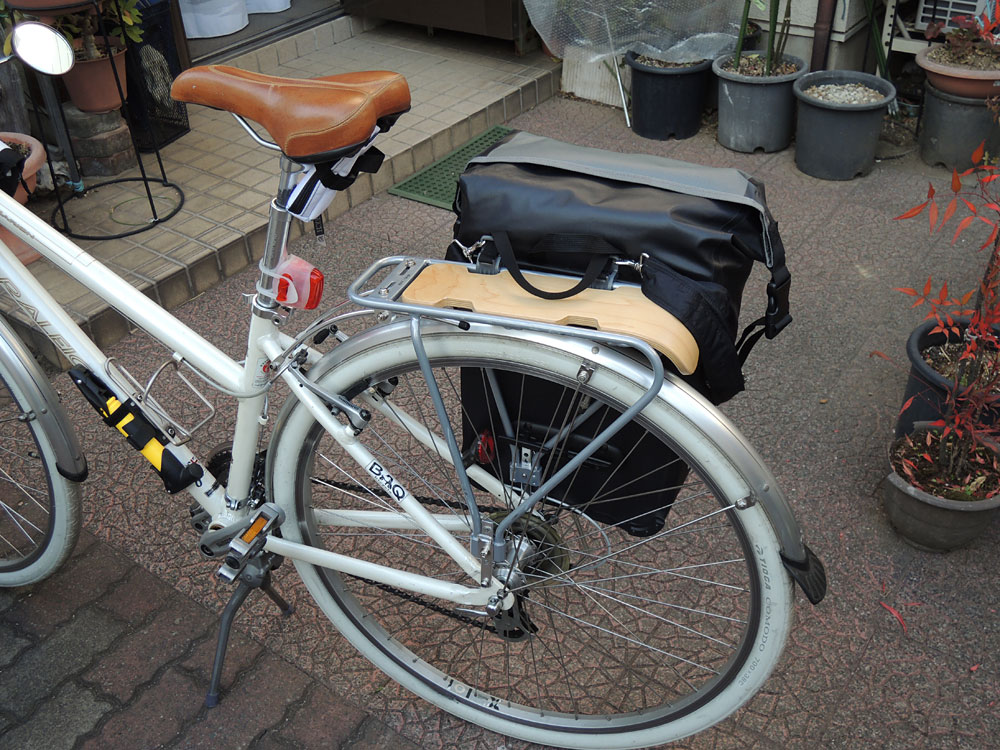 自転車メンテナンスの続き : GOB ...