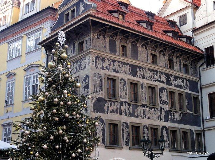 プラハ 9  旧市街広場_a0092659_21144340.jpg