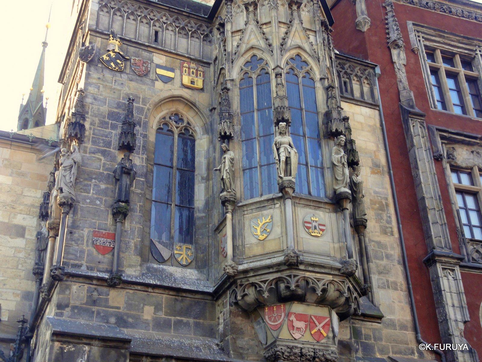 プラハ 9  旧市街広場_a0092659_2131853.jpg