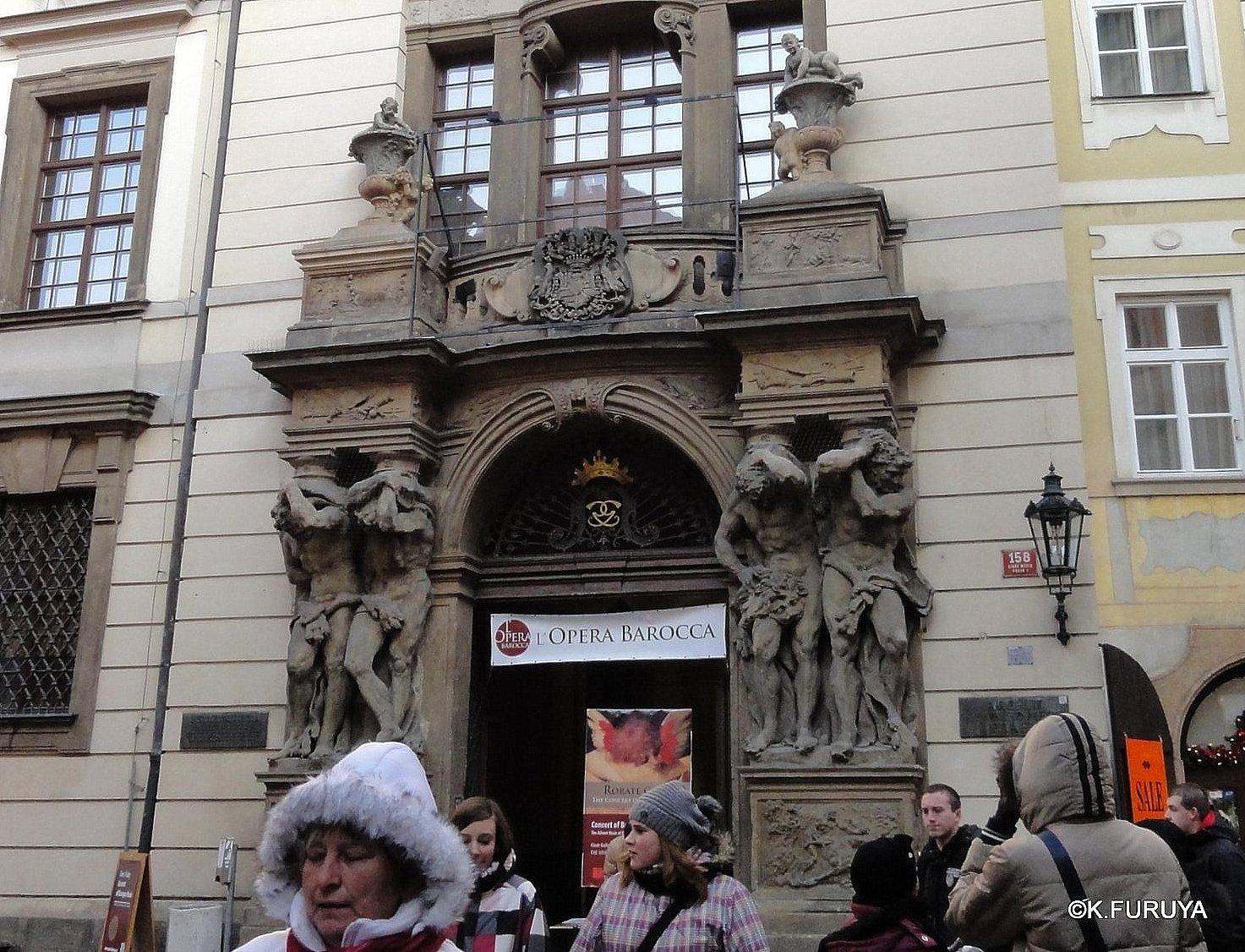 プラハ 9  旧市街広場_a0092659_21562875.jpg