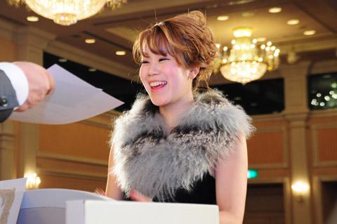 【brace】2013年新年会 4.表彰式Ⅱ優秀賞、敢闘賞など_c0080367_1873374.jpg