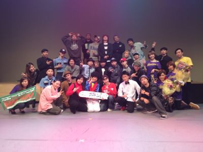 BEAT THE LIVE2013無事終了!!_e0166704_1273489.jpg