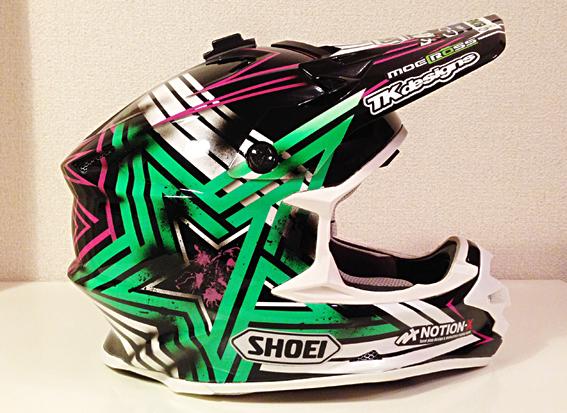 NEWヘルメット2013(SHOEI/VFX-W)_a0170631_004080.jpg