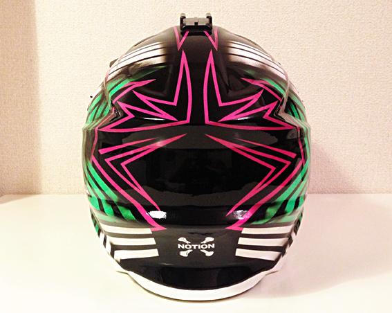 NEWヘルメット2013(SHOEI/VFX-W)_a0170631_014021.jpg