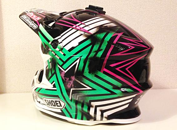 NEWヘルメット2013(SHOEI/VFX-W)_a0170631_01660.jpg