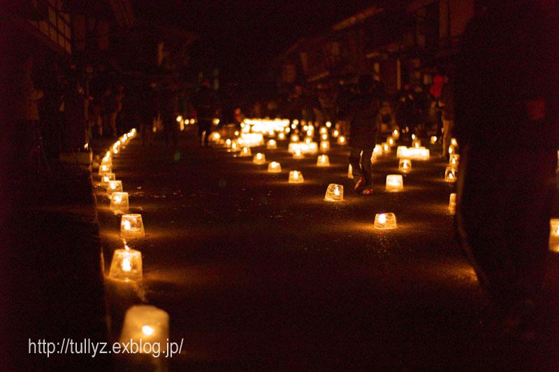 奈良井宿のアイスキャンドル祭り (4)_d0108132_23371837.jpg