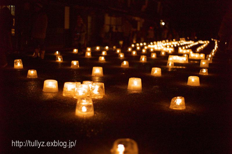 奈良井宿のアイスキャンドル祭り (4)_d0108132_23372268.jpg