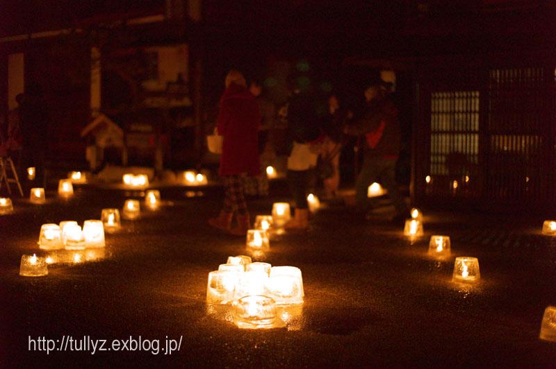 奈良井宿のアイスキャンドル祭り (5)_d0108132_2338679.jpg