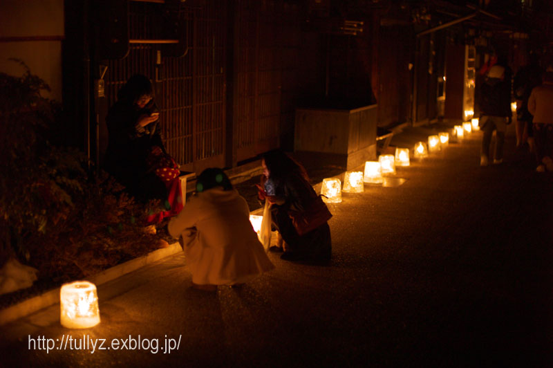 奈良井宿のアイスキャンドル祭り (12)_d0108132_2345332.jpg