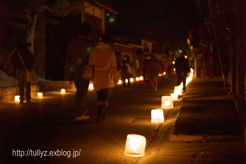 奈良井宿のアイスキャンドル祭り (12)_d0108132_23453759.jpg