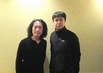 Webラジオ「ぷりらじ」 「カエルの王子様」の杉田智和さん、竹本英史さんから収録後のコメント到着_e0025035_2119347.jpg