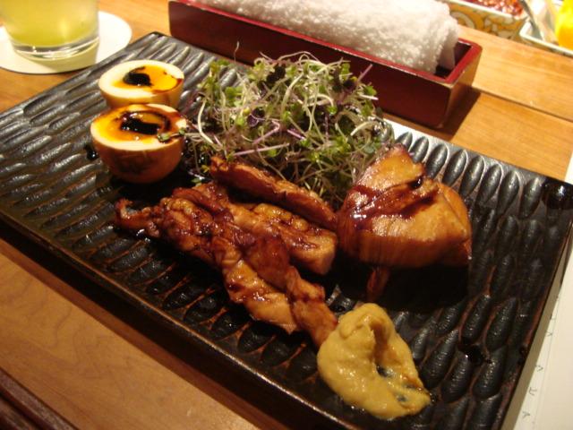 渋谷「食幹 (しょっかん)」へ行く。_f0232060_15125234.jpg