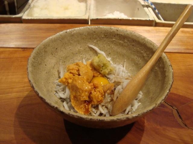 渋谷「食幹 (しょっかん)」へ行く。_f0232060_15155438.jpg