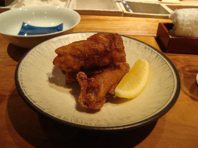 渋谷「食幹 (しょっかん)」へ行く。_f0232060_1523474.jpg