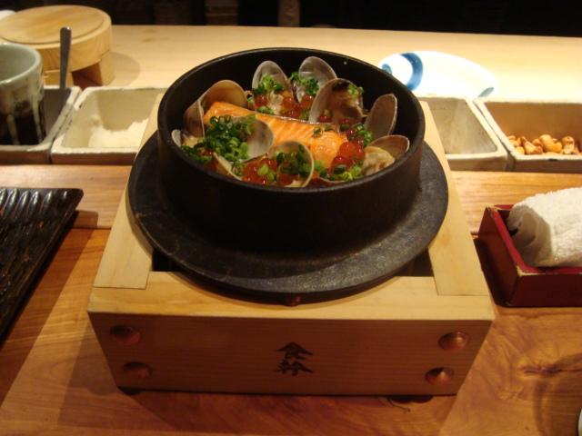 渋谷「食幹 (しょっかん)」へ行く。_f0232060_152859.jpg