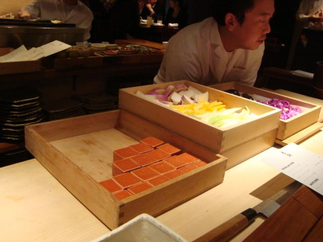 渋谷「食幹 (しょっかん)」へ行く。_f0232060_1564581.jpg