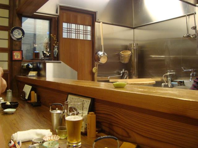 神楽坂「巽蕎麦 志ま平」へ行く。_f0232060_1720279.jpg