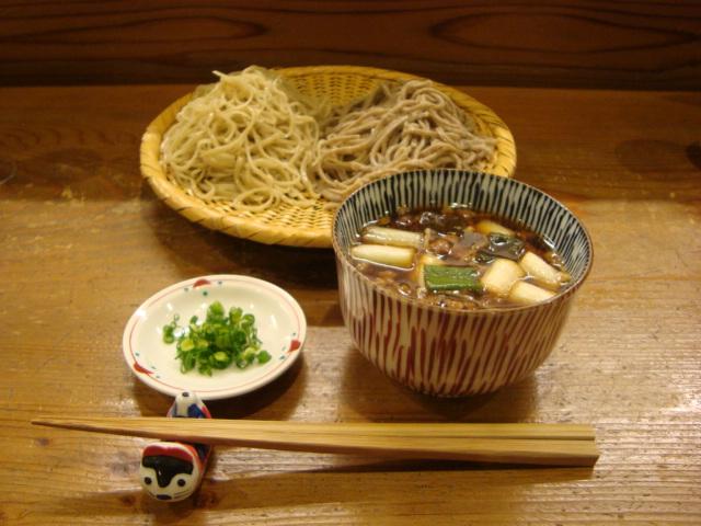 神楽坂「巽蕎麦 志ま平」へ行く。_f0232060_18331478.jpg