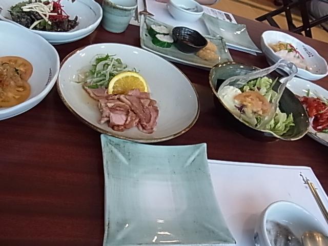 2日目 ランチ 薬膳韓定食 タオン 海雲台_e0141982_20523491.jpg