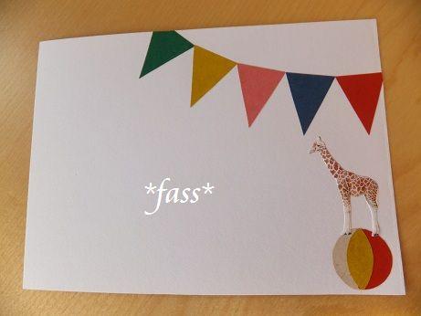 メッセージカードの作り方 3 ... : クリスマスカード 手作り 無料 : カード