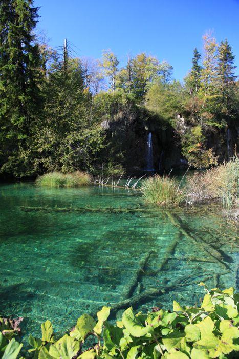 クロアチア(秋のプリトヴィツェ湖群国立公園)_d0148902_10104994.jpg