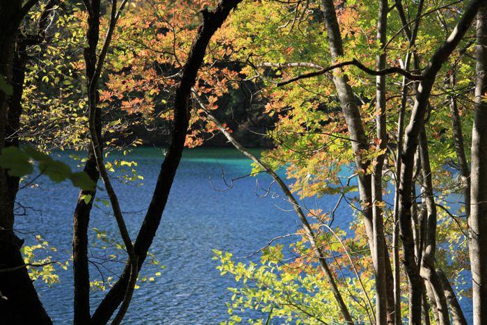 クロアチア(秋のプリトヴィツェ湖群国立公園)_d0148902_10124026.jpg