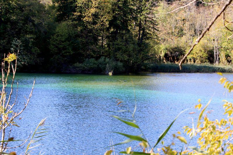 クロアチア(秋のプリトヴィツェ湖群国立公園)_d0148902_2232423.jpg