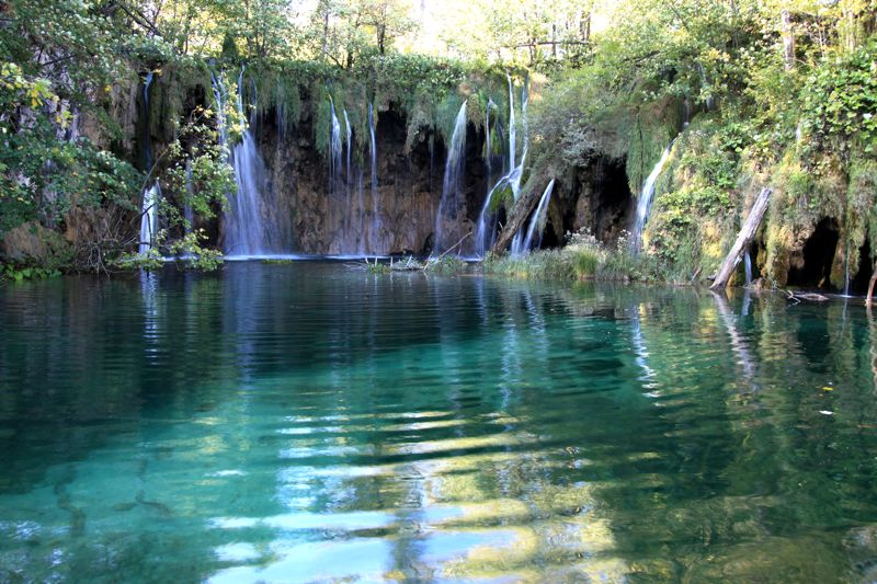 クロアチア(秋のプリトヴィツェ湖群国立公園)_d0148902_9422834.jpg