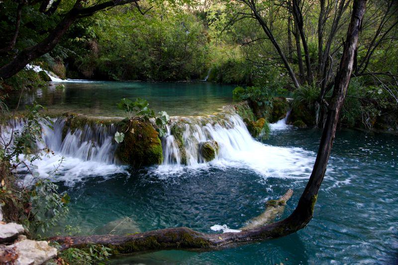 クロアチア(秋のプリトヴィツェ湖群国立公園)_d0148902_9454793.jpg