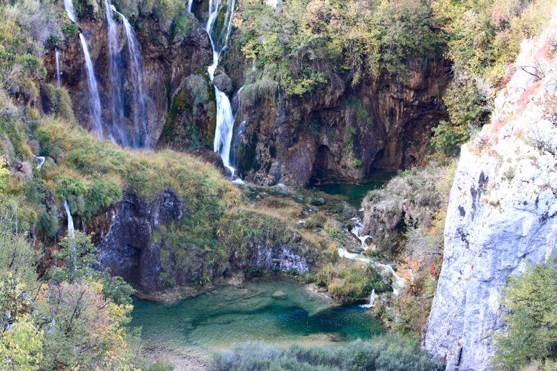 クロアチア(秋のプリトヴィツェ湖群国立公園)_d0148902_9543815.jpg
