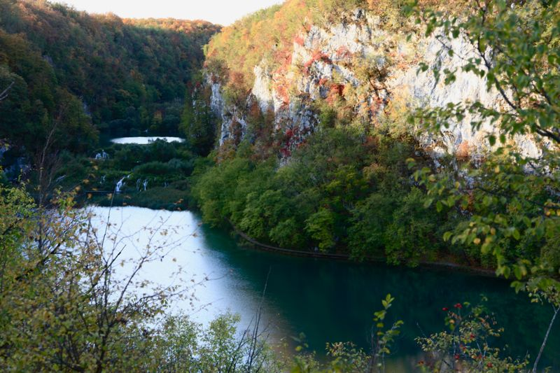 クロアチア(秋のプリトヴィツェ湖群国立公園)_d0148902_95814.jpg