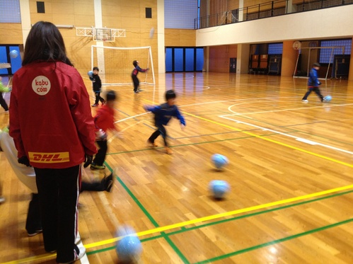 2013.2.7 じゅんコーチ☆日記_e0127003_0283398.jpg