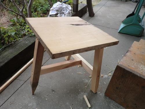 竹道具・小テーブル製作  by  「仁べ」_e0228405_20313124.jpg