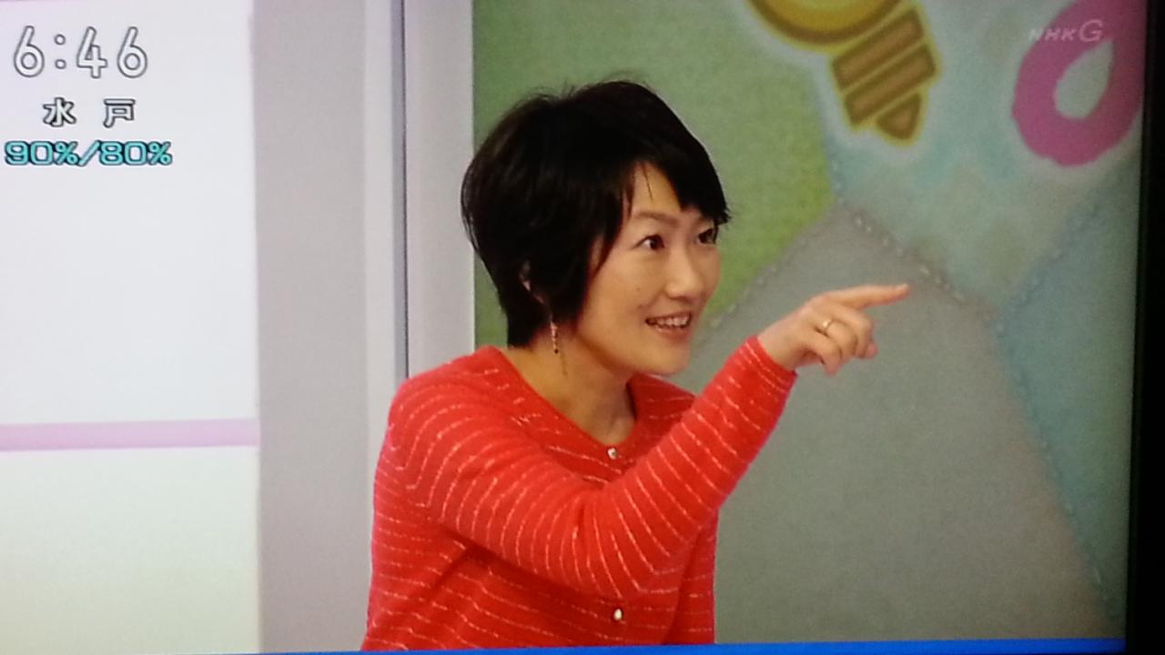 新手の漫才? NHKおはよう日本 まちかど情報室_b0042308_0404263.jpg